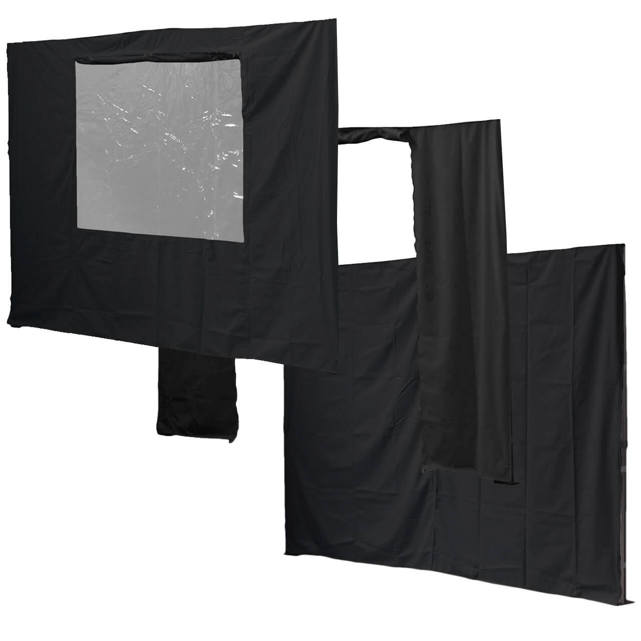 Faltpavillon-Seitenwaende-schwarz