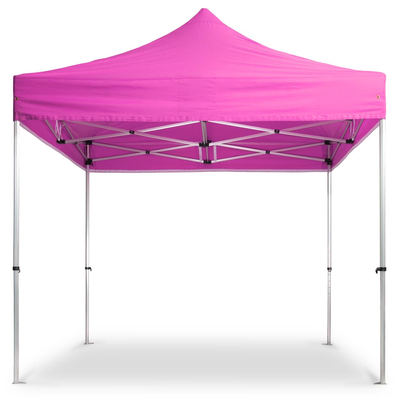 duratent faltpavillon hexa40 3x3m pink 3x3 meter faltpavillons faltpavillon profi. Black Bedroom Furniture Sets. Home Design Ideas